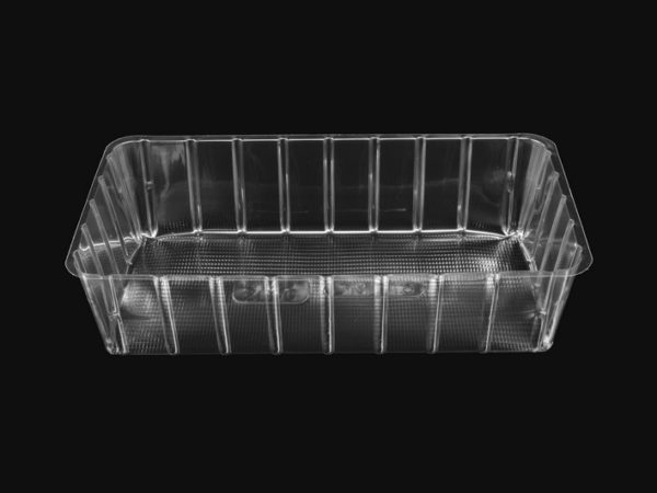 DMD 18K - Plain Rectangular Deep Tray