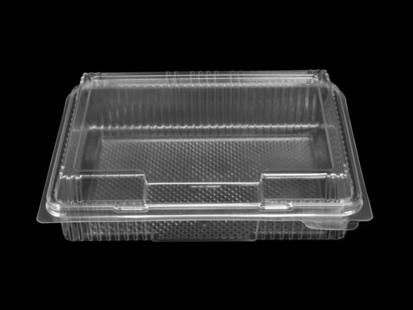 DMD 218 - Rectangular Hinged Lid Box