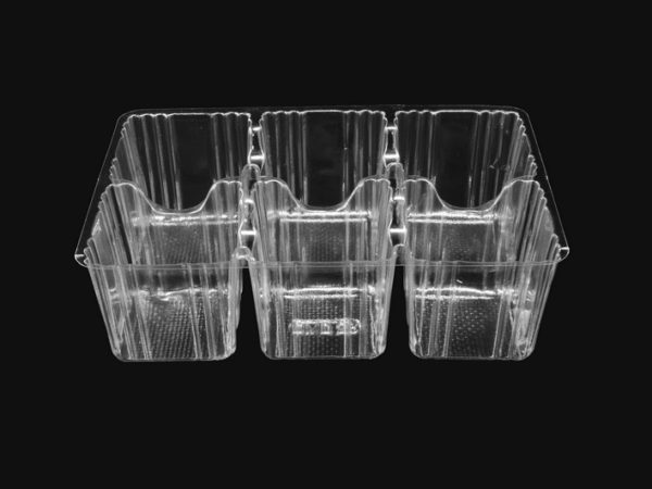 DMD 23 - 6 Cavity Extra Deep Tray