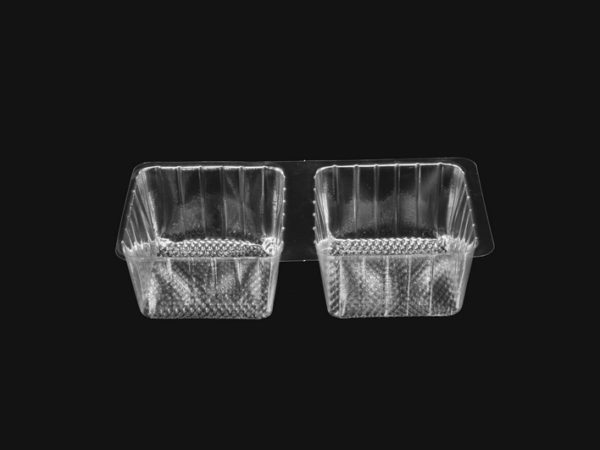 DMD 31D - Double Cavity Square Deep Tray
