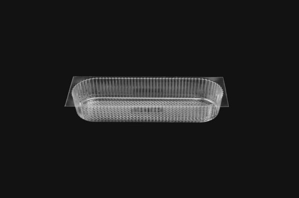 DMD 38K - Single Cavity Eclair Tray