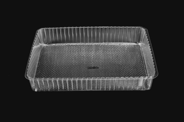 DMD 3 - Large Plain Rectangular Tray