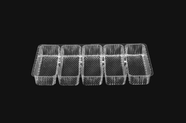 DMD 41 - 5 Cavity Finger Tray