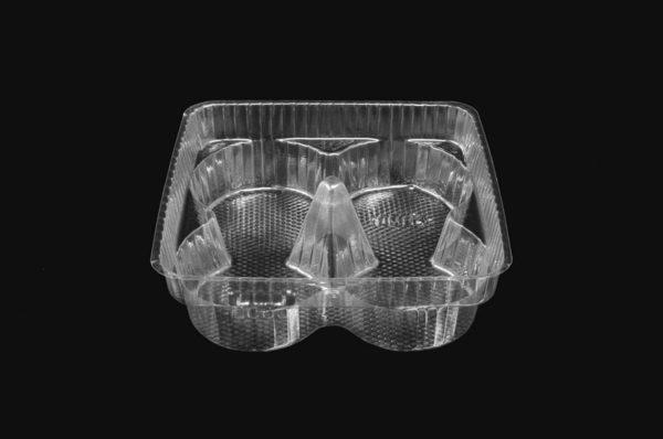 DMD 4 - 4 Cavity Muffin Tray