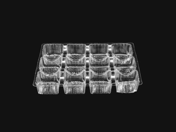 DMD 75 - 12 Cavity Sweet Tray