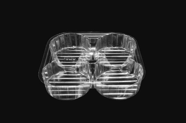DMD 8K - 4 Cavity Scotch Pie Tray