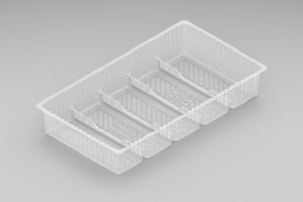 DMD 96 - 5 Cavity Slice Tray