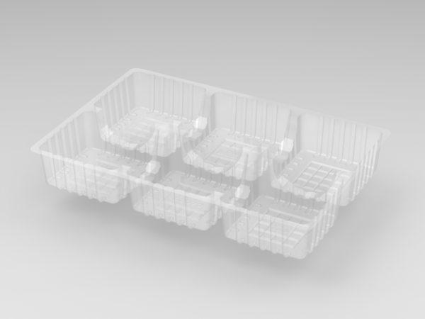 11079 - 6 Cavity Mini Bites (Shallow)